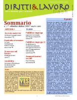 Bollettino n. 2-2009