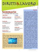 Bollettino n. 3-2009