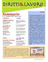 Bollettino n. 4-2009