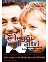 Inserto speciale Bollettino n. 4-2012